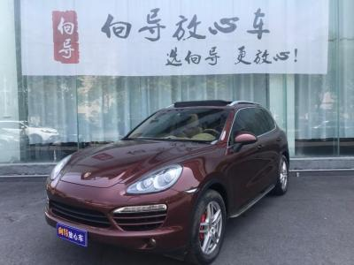 保時捷 Cayenne  2014款 Platinum Edition 3.0T圖片