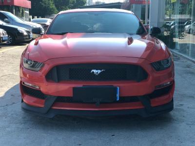 2017年1月 福特 Mustang  2.3T 运动版图片