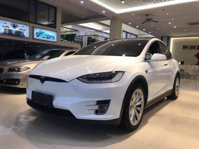 2018年6月 特斯拉 Model X Model X 100D 長續航版圖片