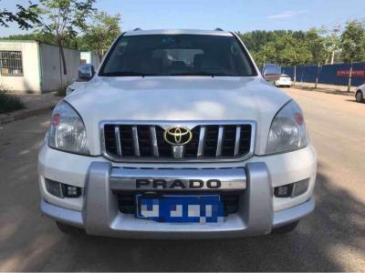 2009年2月 丰田 普拉多 4.0L 自动VX NAVI版图片