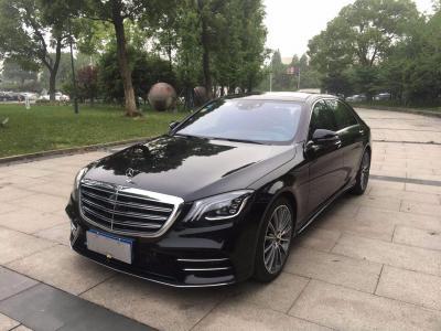 奔驰 奔驰S级  2018款 S 450 L 4MATIC 卓越特别版?#35745;?/>                         <div class=