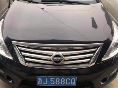 日产 天籁  2011款 公爵 2.5L XV VIP尊尚版