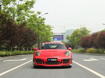 2014年11月 保时捷 911 GT3 3.8L图片