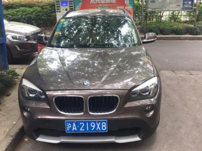 2012年6月 宝马 宝马X1  xDrive20i图片