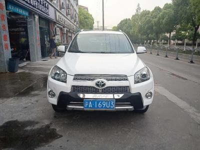 2013年9月 丰田 RAV4荣放  2.4L 自动四驱豪华版图片