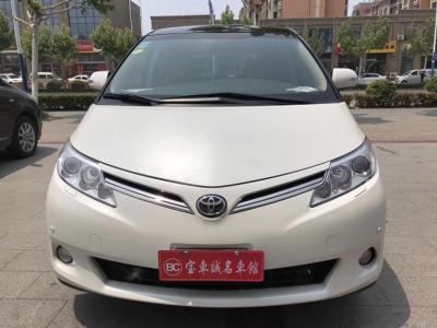 2013年8月 丰田 普瑞维亚(进口) 2.4L 7人座豪华版图片