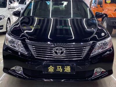 2013年12月 丰田 凯美瑞  2.5G 舒适版图片