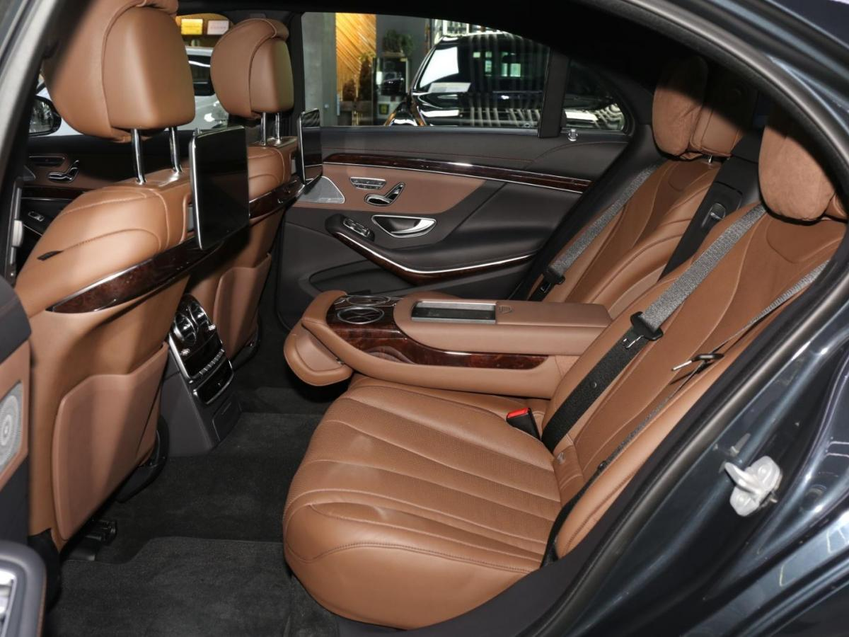 奔驰 奔驰S级  2018款 S 350 L图片