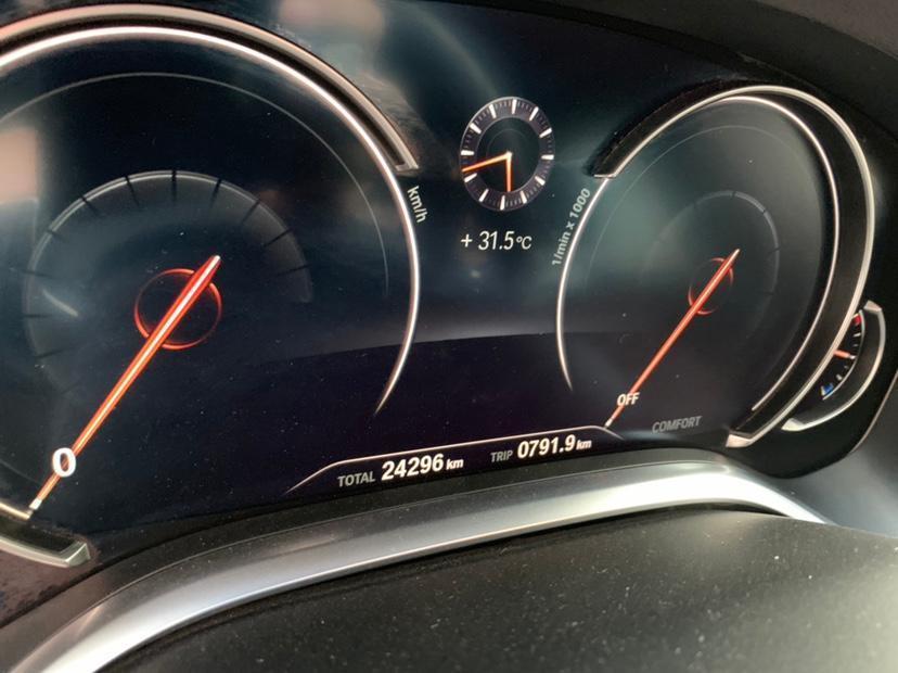 宝马 宝马7系  2018款 730Li 领先型 M运动套装图片