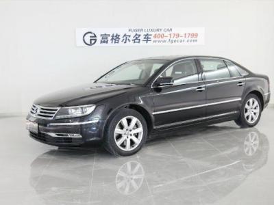 大众 辉腾 3.6 V6 5座加长舒适版
