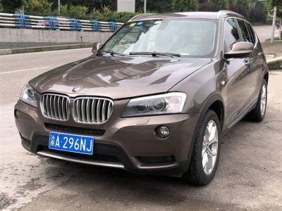 2012年3月 宝马 宝马X3(进口) X3 3.0T 豪华型图片
