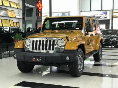 2014年5月 Jeep 牧馬人(進口) 3.0L Sahara 四門版圖片