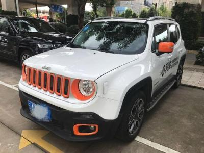 Jeep自由侠1.4T 高能版