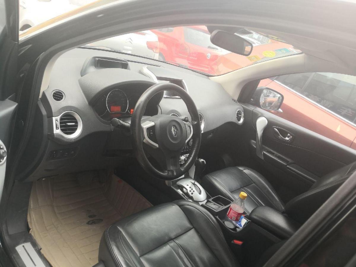 雷诺 科雷傲  2013款 2.5L 四驱豪华版图片