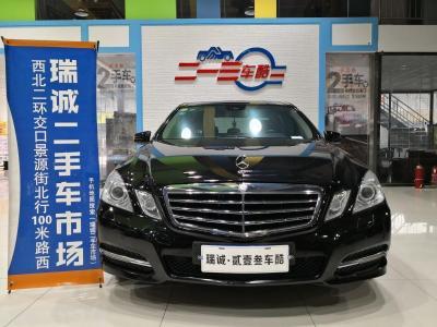 奔馳 奔馳E級  2011款 E 260 L CGI時尚型圖片