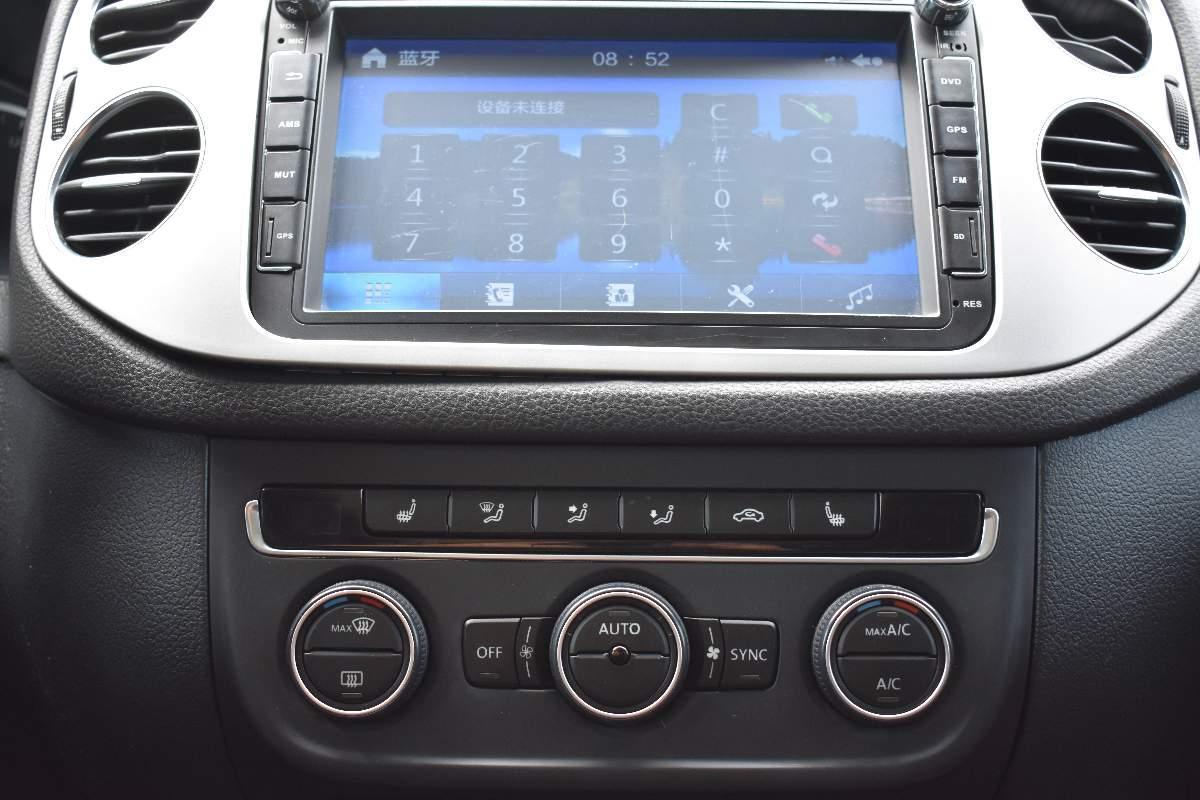 大众 途观  2013款 1.8TSI 自动两驱豪华型图片