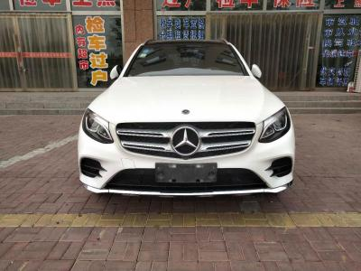 奔馳 奔馳GLC  2019款 GLC 260 4MATIC 豪華型