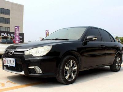 2012年7月 东南 V3菱悦 改款 1.5L 手动舒适版图片