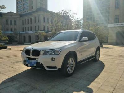 2013年3月 宝马 宝马X3  X3 xDrive20i 2.0T 豪华型图片