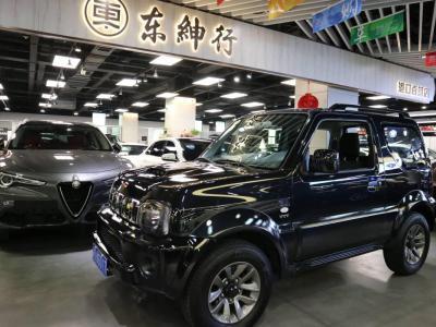 2018年7月 铃木 吉姆尼(进口) 1.3 AT JLX图片
