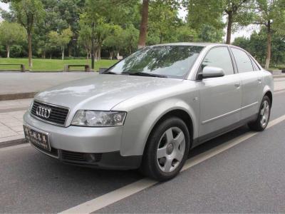 2005年2月 Audi Audi A4L A4 1.8T 標準型圖片