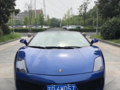 2010年9月 兰博基尼 Gallardo LP 560-4 Spyder图片