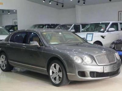 2010年11月 宾利 飞驰 2010款宾利飞驰五座 价格:126万元图片