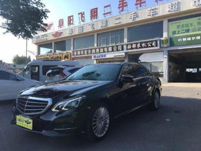 奔驰 E级  E260L 1.8T 豪华型(改款)图片