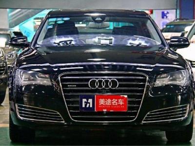 奥迪 奥迪A8  A8L 3.0T FSI 50 TFSI Quattro豪华型图片