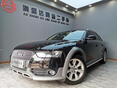 2013年12月 Audi 奥迪A4(进口) 40 TFSI allroad quattro 舒适型图片