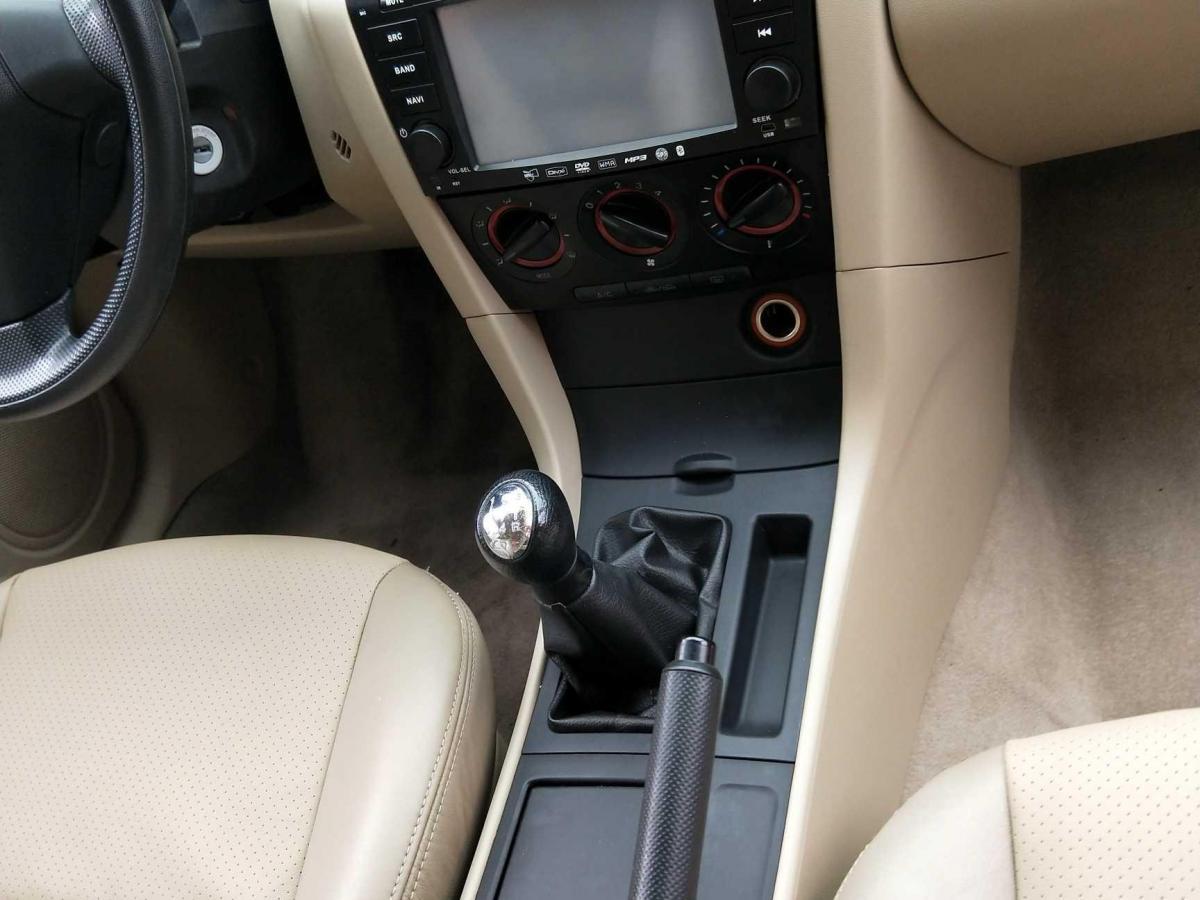 马自达 马自达3星骋  2011款 三厢 1.6L 手动舒适型图片
