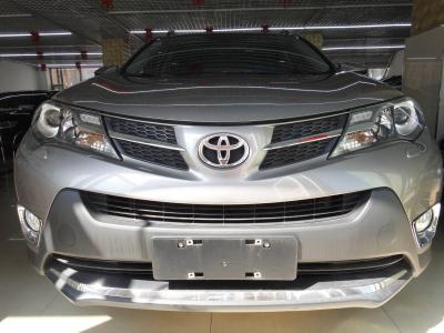 丰田 RAV4荣放  2015款 2.5L 自动四驱尊贵版