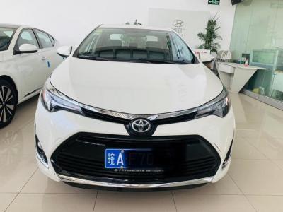 2018年8月 豐田 雷凌  改款 185T CVT領先版 國VI圖片