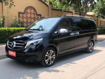 2019年6月 奔驰 V级  V 260 L 尊贵加长版图片
