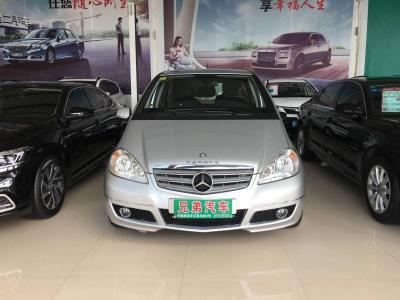 奔馳 奔馳A級  2011款 A 160