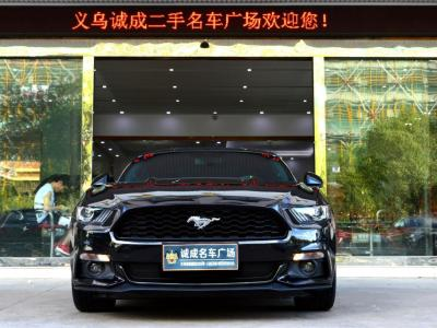 福特 Mustang  2017款 2.3T 性能版