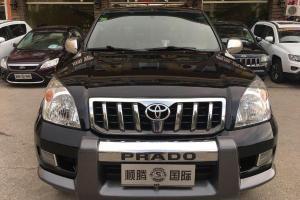 二手丰田(进口)普拉多4.0 VX