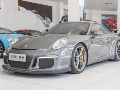 保时捷 911  GT3 3.8L 3.8L图片