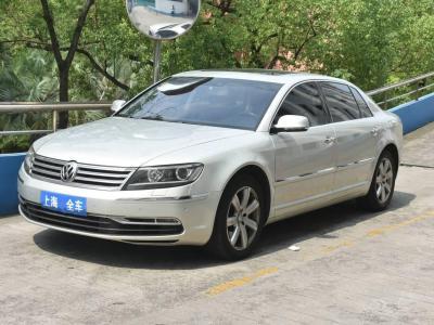 2013年7月 大众 辉腾(进口) 3.0L 行政型图片