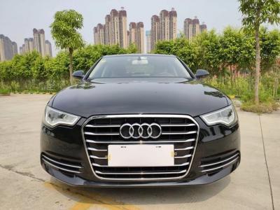 Audi Audi A6L  2012款 30 FSI 舒適型圖片