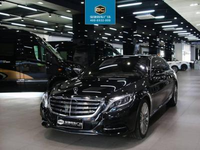 2015年2月 奔驰 奔驰S级(进口) S 600 L图片