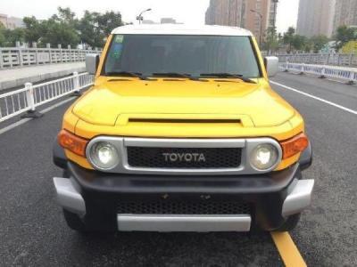 丰田 FJ酷路泽  4.0 四驱版