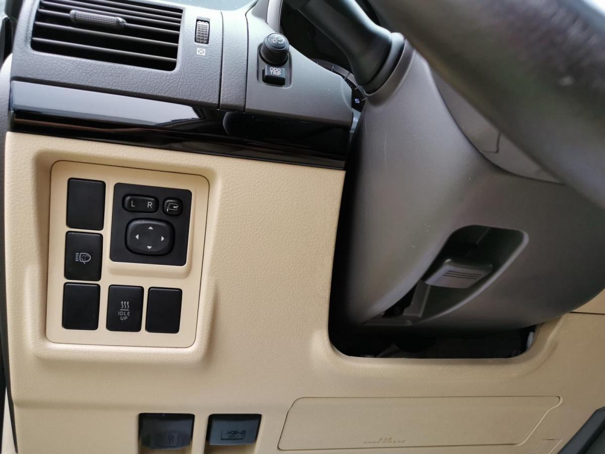 丰田 普拉多(进口) 2016款 3.0T 中东版 柴油7座图片
