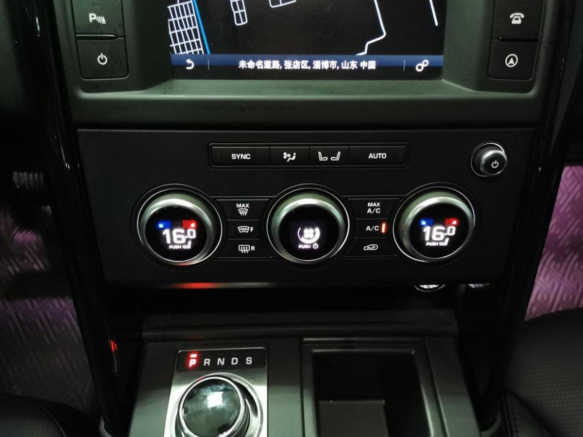 路虎 发现  2018款 3.0 V6 SE图片