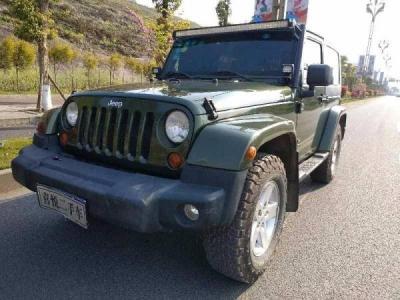 Jeep 牧马人 2.8 CRD 柴油 两门 Rubicon图片