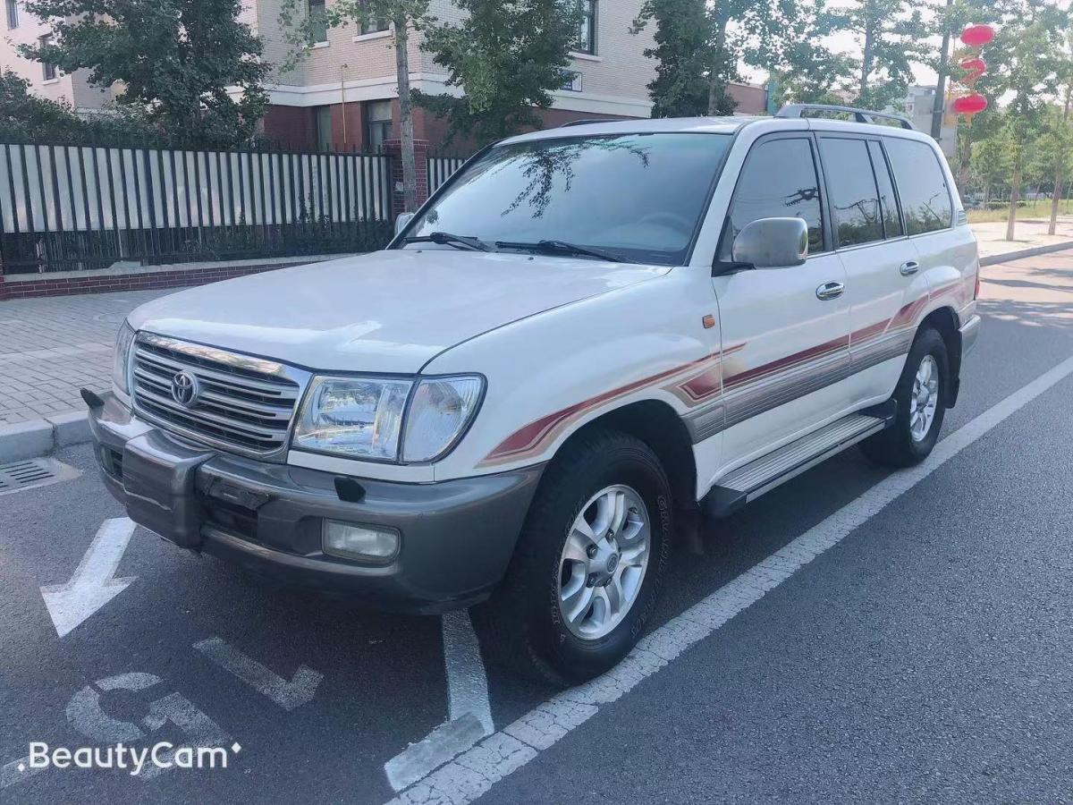 丰田 兰德酷路泽  2005款 4.5L 自动GX图片