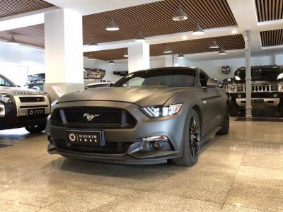 福特 Mustang  2015款 2.3T 50周年紀念版圖片