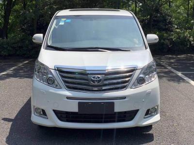2014年5月 丰田 埃尔法(进口) 3.5L 豪华版图片