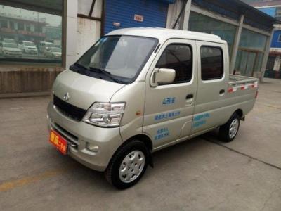 2012年2月长安商用神骐1.1 汽油 双排SC1025SA4-2000年 二手长安1.高清图片