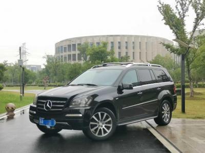2012年4月 奔驰 奔驰GL级(进口) GL 450 4MATIC尊贵型图片